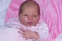 Viktorie Töšerová se 25. dubna 2016 v 19.44 hodin narodila mamince Veronice Töšerové z Blažimi. Vážila 3180 gramů  a měřila 48 centimetrů.