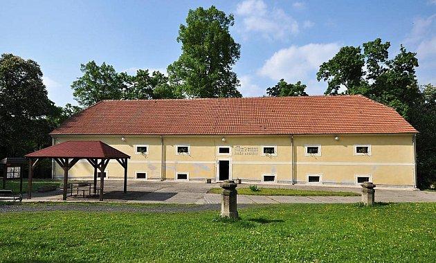Muzeum české vesnice vPeruci