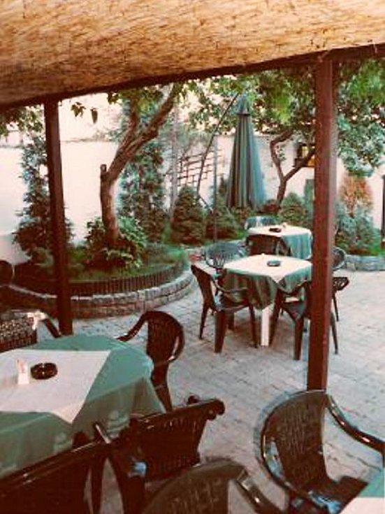 Restaurace U Žida v Lounech