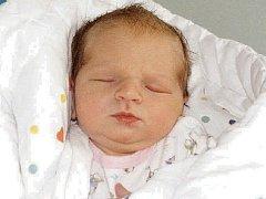 Mamince Jarmile Pištorkové z Loun se 3. února 2012 v 15:32 hodin narodila dcera Elenka Pištorková. Měřila 56 cm, vážila 3,6 kg.