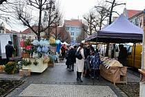 Trhy v Lounech.