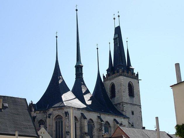 Chrám sv. Mikuláše v Lounech