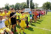 Mezinárodní turnaj v Černčicích