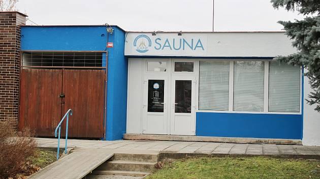 Sauna v Lounech