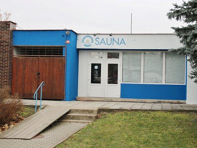 Sauna vLounech