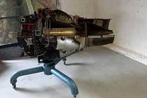 Letecké muzeum letos vidělo přes tisíc návštěvníků.