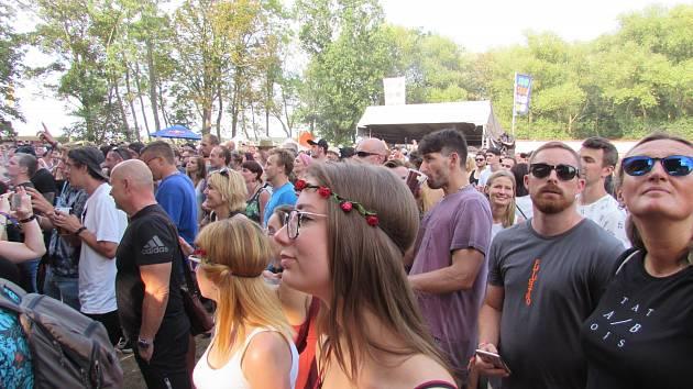Festival Rock for Churchill ve Vroutku