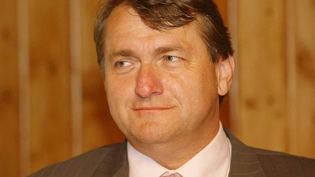 Bývalý hejtman Jiří Šulc