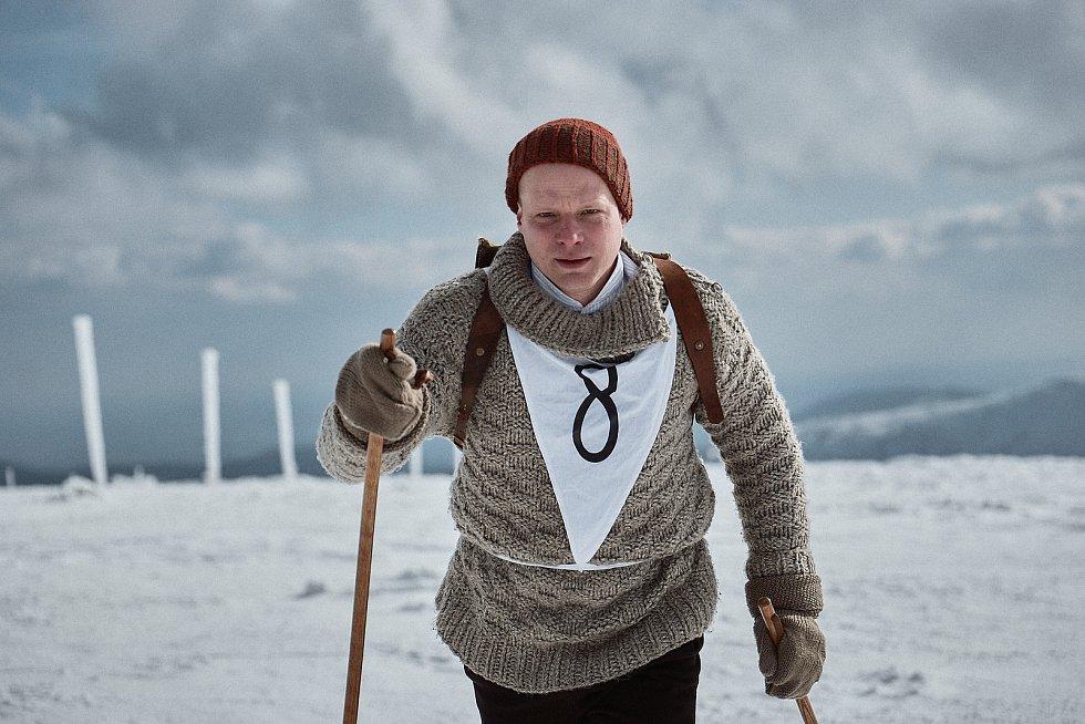 Poslední závod. Kryštof Hádek jako Bohumil Hanč.