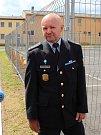 Miroslav Špalek, ředitel Věznice Nové Sedlo, pod kterou věznice v Drahonicích spadá