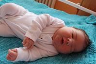 Filip Kocek se narodil mamince Veronice Kockové z Libočan 28. prosince 2018 v 6.35 hodin. Vážil 4,71 kg, měřil 51 cm.