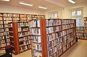 V Žatci po rekonstrukci za 15 milionů 2. ledna znovu otevřeli knihovnu.