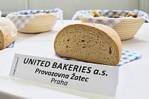 Chléb ze žatecké pekárny uspěl na soutěži.
