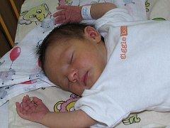 Kateřině Jůzlové ze Žatce se narodila dcera Victoria Berky. A to v sobotu 8. srpna v 12.34 hodin. Vážila 2850 gramů a měřila 48 cm.