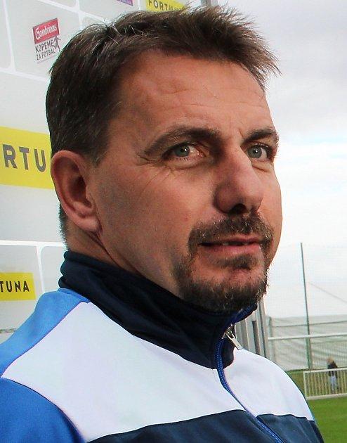 Trenér Vroutku Libor Klíč