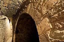 Gotický most v Žatci je unikátní.