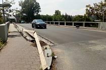 Most Nikose Belojannise pokryl asfalt