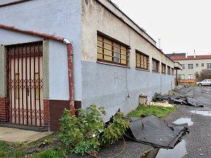 Déšť vytopil žatecké nádraží i s místní restaurací