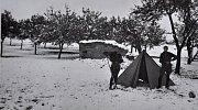 Archivní fotografie z historie lounských skautů