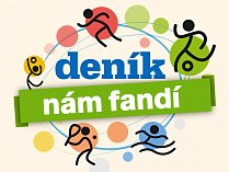Logo Deník nám fandí