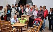 Zahájení Dnů evropského dědictví na dvoře lounského muzea