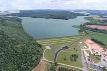 Takto by měla vypadat přehrada u Kryr.