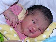 Veronika Krsková se narodila 23. února 2017 v 10.20 hodin. Vážila 3,43 kg a měřila 50 cm. Maminka se jmenuje stejně a je z Loun.