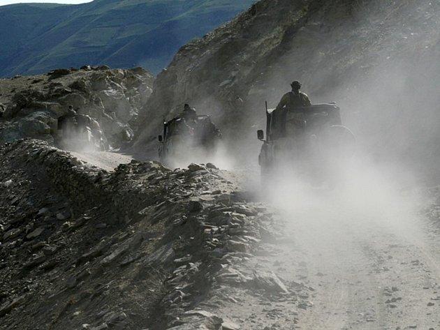 Česká mise v Afghánistánu