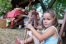 Stovky lidí přilákal o víkendu Stekník a program o letních tradicích