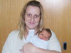 Mamince Bohumile Česalové ze Strkovic se 6. listopadu 2015 v 9.22 hodin narodil synek Martin Tobias Česal. Vážil 2290 gramů a měřil 45 centimetrů.