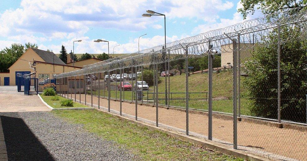 Ženská věznice v Drahonicích na Podbořansku