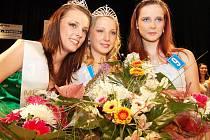 Vítězkou se stala Jitka Mráčková, první vícemiss Adriana Šedivá a druhou vícemiss Kristýna Mlčochová.