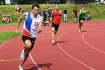 Velká cena v atletice v Lounech