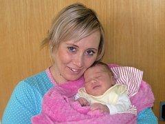Mamince Michaele Černé ze Žatce se 31. prosince 2014 ve 2.33 hodin narodila dcerka Amálie Černá. Vážila 2980 g a měřila 47 centimetrů.