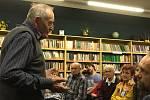 Bývalý politický vězeň Jaroslav Cibulka vyprávěl v Lubenci