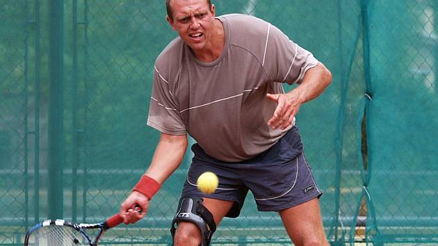 Martin Dvořák zvládl víkendový kvalifikační turnaj v Žatci ze všech účastníků nejlépe.