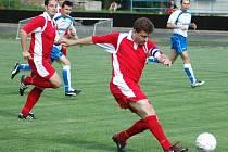 Nejlepším střelcem mužstva okresního přeborníka FK Louny B byl jeho kapitán  a autor 15 branek Jiří Minařík.