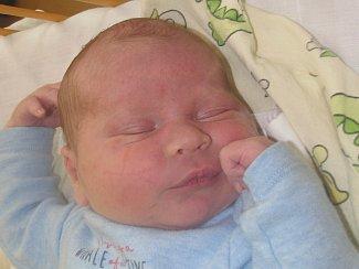 Jiří Plachý se narodil mamince Martině Plaché z Loun 5. prosince    v 9.31 hodin. Vážil 3,96 kg, měřil 51 cm.