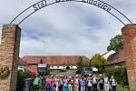 Děti z lounské MŠ V Domcích byly na návštěvě u koníků.