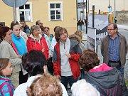 Zahájení Dnů evropského dědictví v Lounech