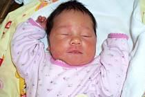 Petře a Jiřímu Strachotovým z Panenského Týnce se ve slánské porodnici 13. srpna 2012 narodila dcerka Alžběta Strachotová. Vážila 3,28 kg a měřila 50 cm.