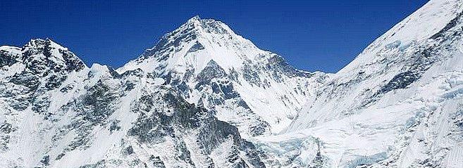 Mount Everest, Himálaj