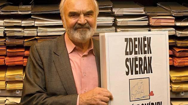 Zdeněk Svěrák představil Nové povídky