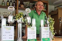 Na Dočesné nabízí své produkty kolem třiceti pivovarů. Letošek nebude výjimkou.