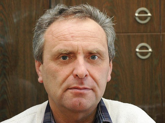 Václav Beneš, starosta Blatna