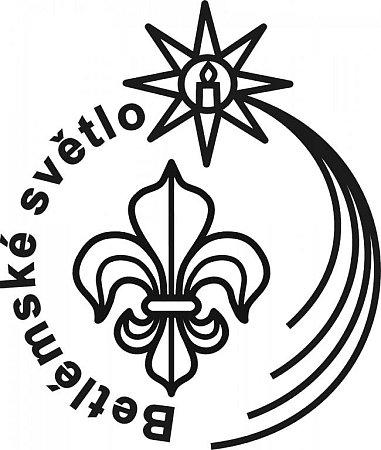 Logo Betlémské světlo