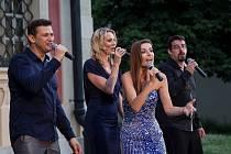 Kvarteto Bohemia Voice pořádá dva koncerty na oslavu letního slunovratu v Panenském Týnci.