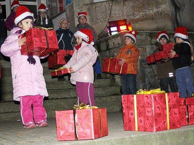 Adventní předvečer v Lenešicích