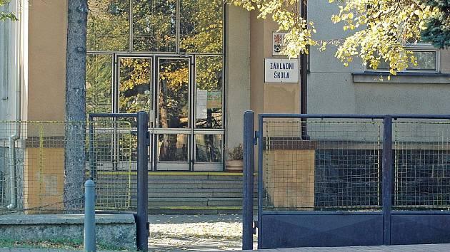 Základní škola v Lubenci