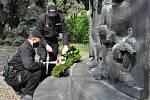 Vzpomínková akce k výročí osvobození v Lounech